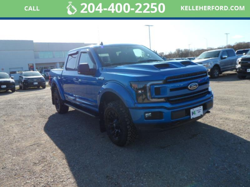 New 2019 Ford F-150 XLT A98910
