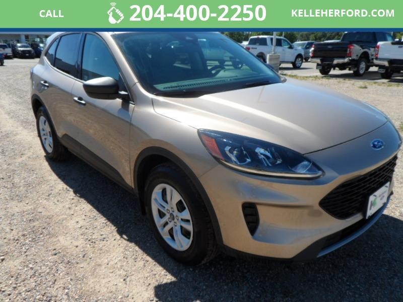 New 2020 Ford Escape S A11130