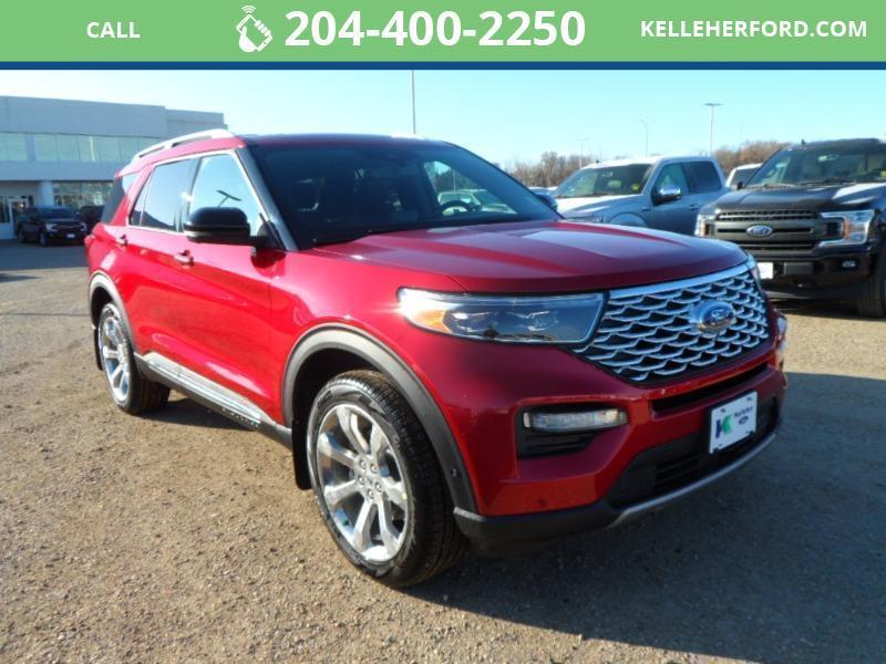 New 2020 Ford Explorer Platinum A11150