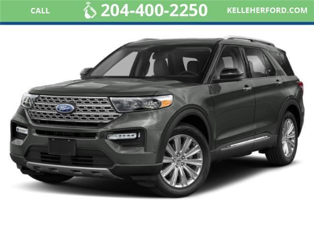 New 2020 Ford Explorer Limited A11370