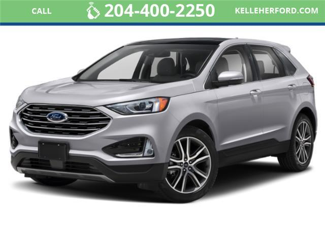 New 2020 Ford Edge SEL A11350