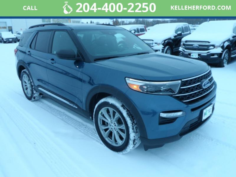 New 2020 Ford Explorer XLT A11470