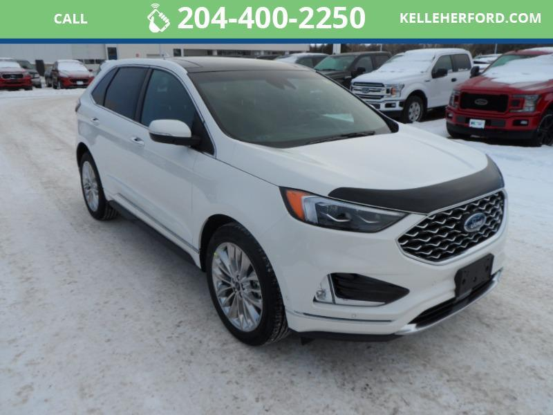 New 2020 Ford Edge Titanium A11910