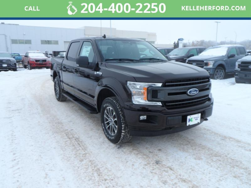 New 2020 Ford F-150 XLT A12000