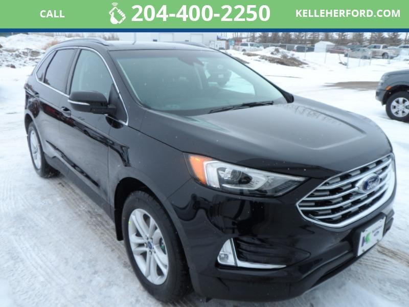 New 2020 Ford Edge SEL A12780