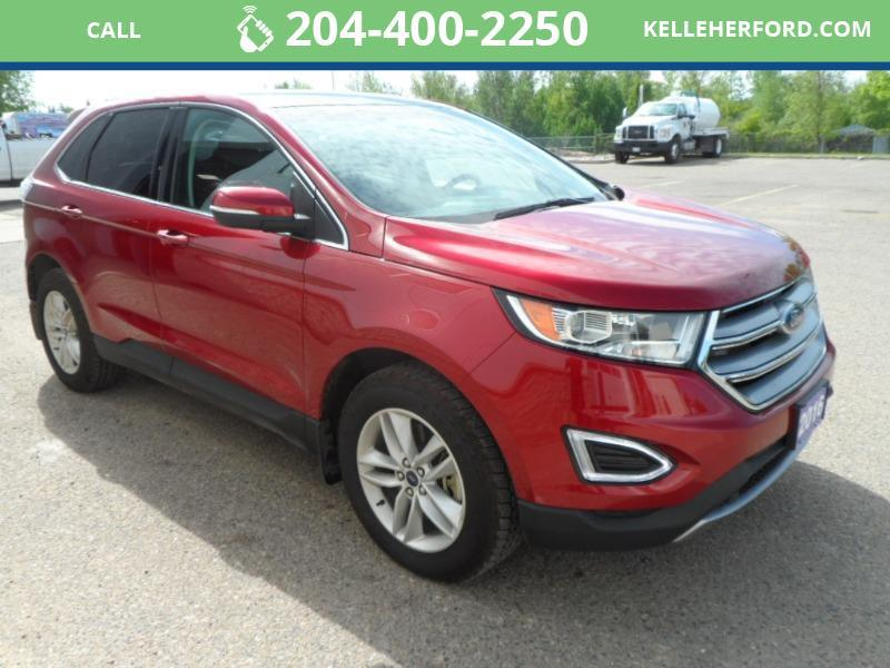 Used 2016 Ford Edge SEL 172060