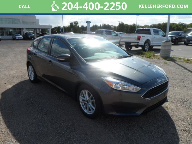 Used 2016 Ford Focus SE 148230