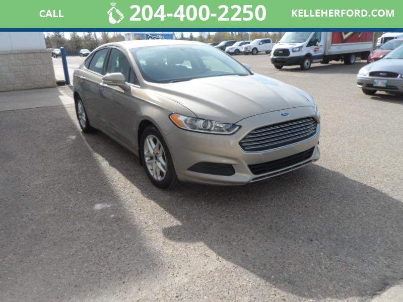 Used 2015 Ford Fusion SE 148240