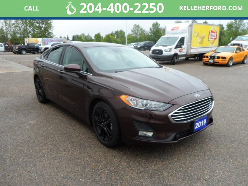 Used 2019 Ford Fusion SE 148290
