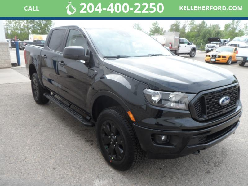 New 2020 Ford Ranger XLT A13190
