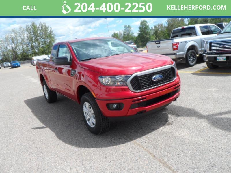 New 2020 Ford Ranger XLT A13540