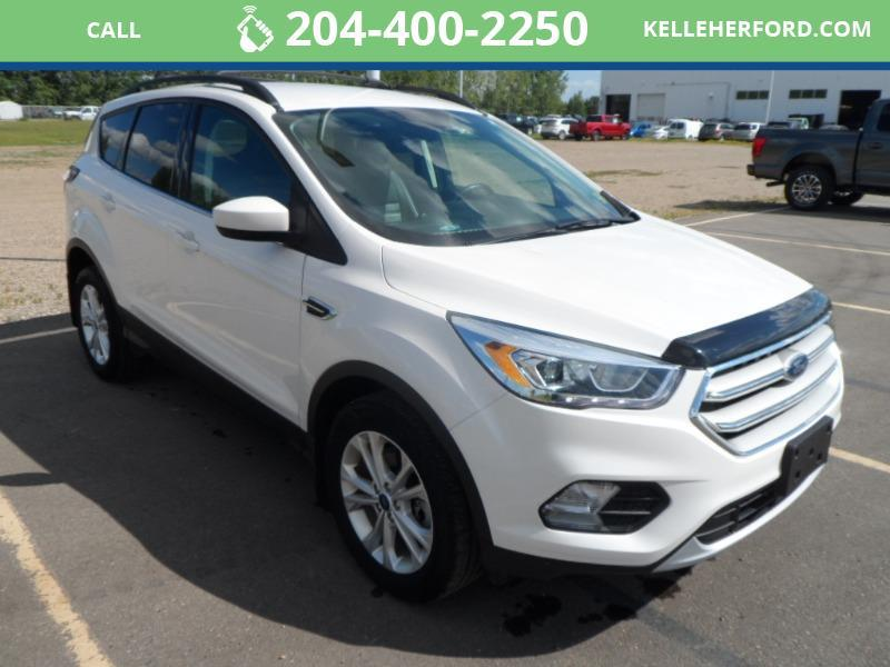 Used 2018 Ford Escape SEL 615251