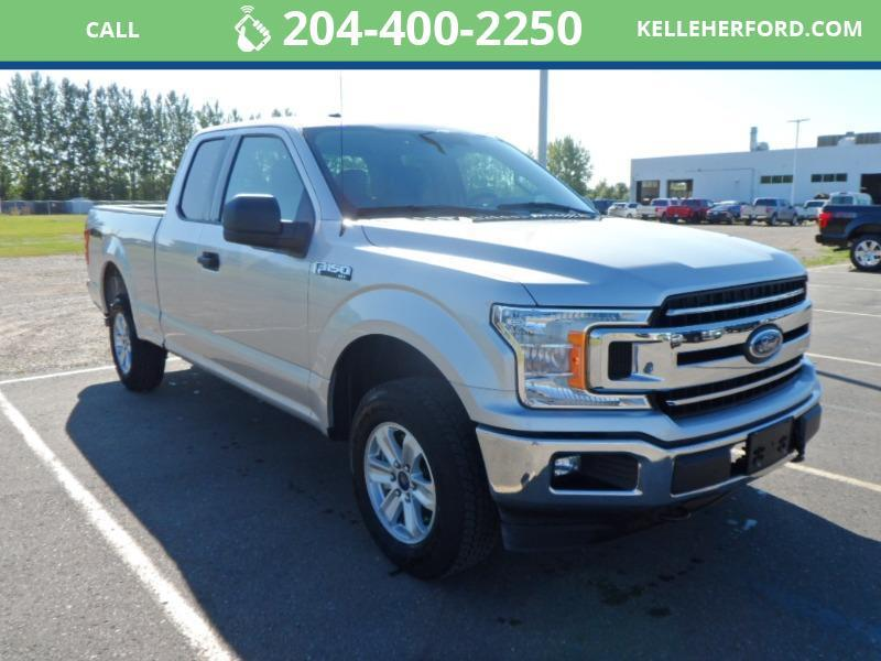 Used 2018 Ford F-150 XLT A11791