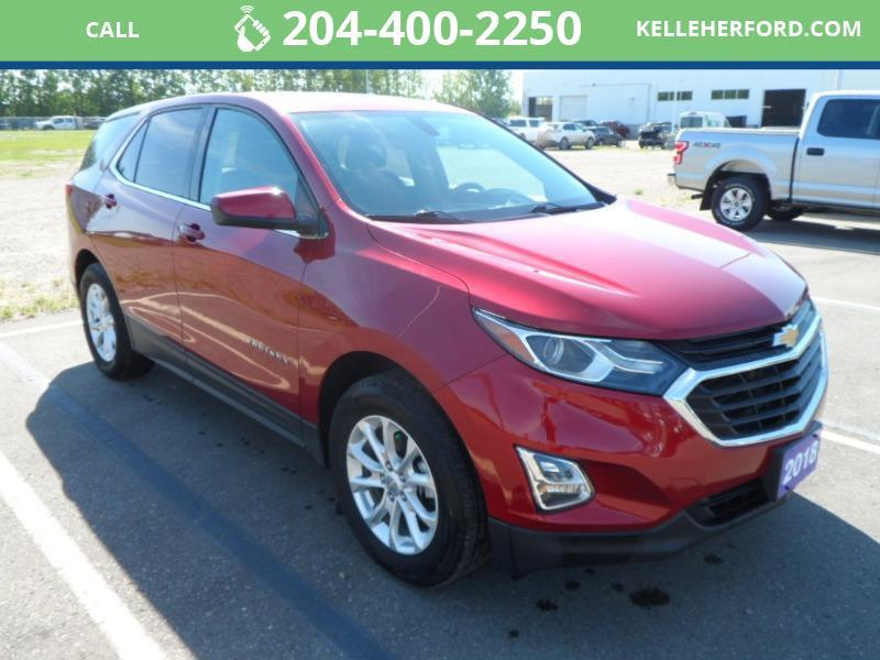 Used 2018 Chevrolet Equinox LT A12501