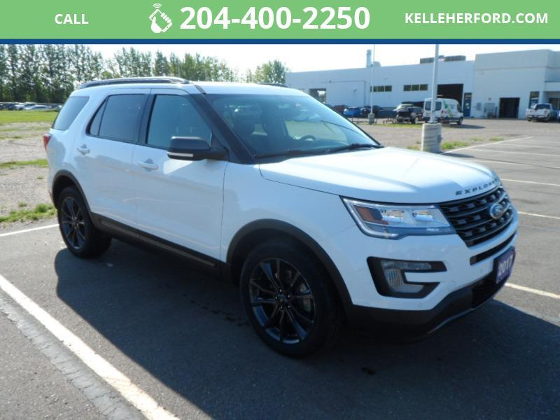 Used 2017 Ford Explorer XLT A12601