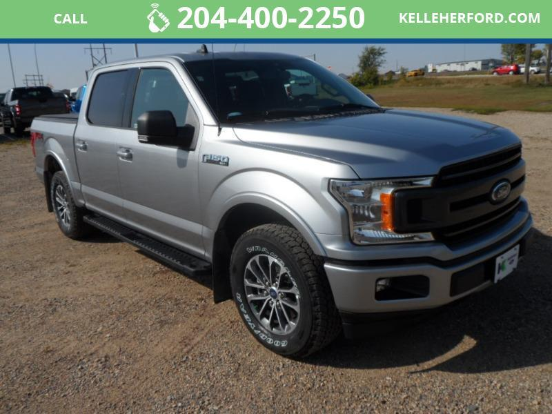 New 2020 Ford F-150 XLT A14420