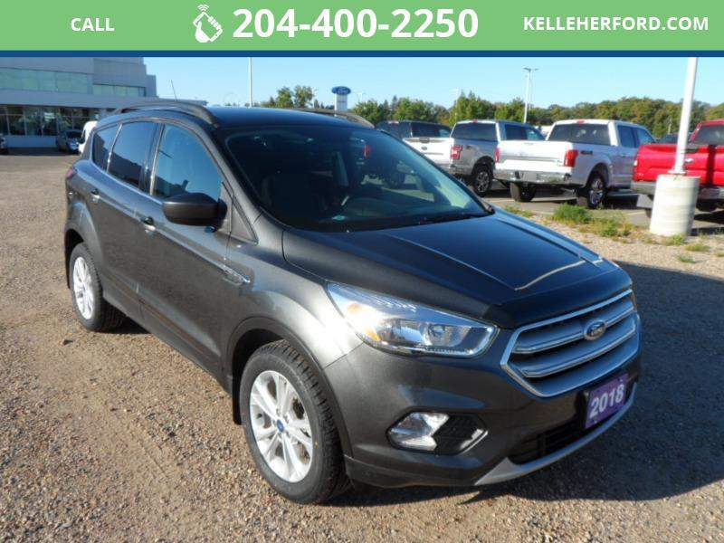 Used 2018 Ford Escape SE A13971
