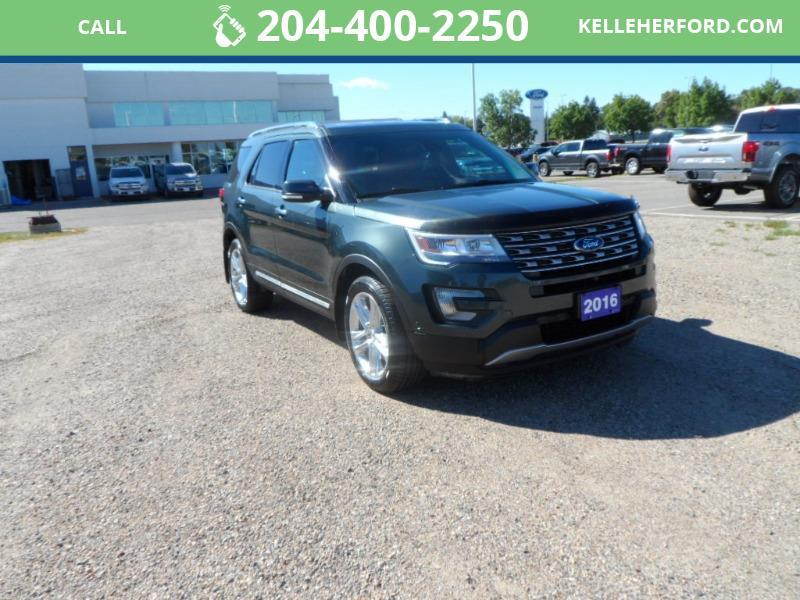 Used 2016 Ford Explorer Limited A14451