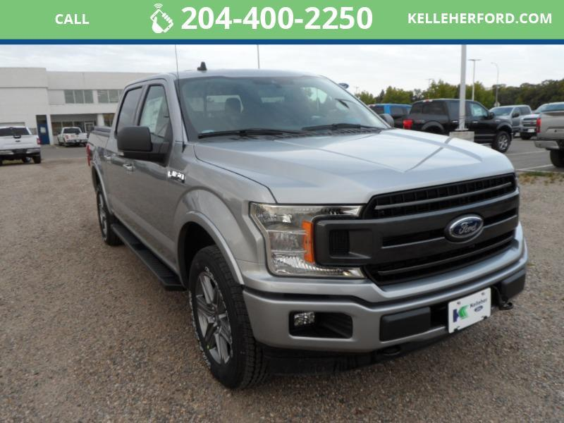 New 2020 Ford F-150 XLT A15130
