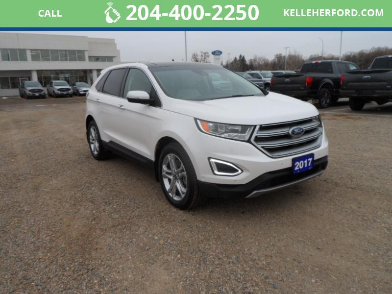 Used 2017 Ford Edge Titanium A15621