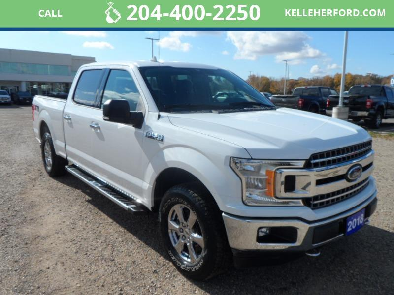 Used 2018 Ford F-150 XLT A14981
