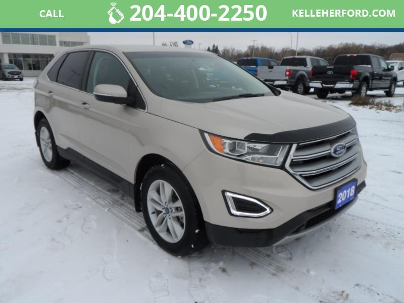 Used 2018 Ford Edge SEL A15581