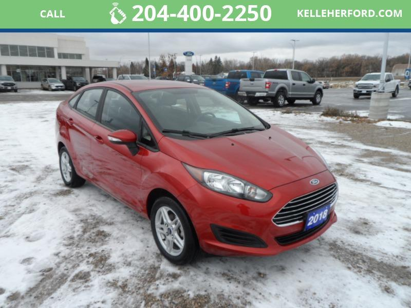 Used 2018 Ford Fiesta SE 148380