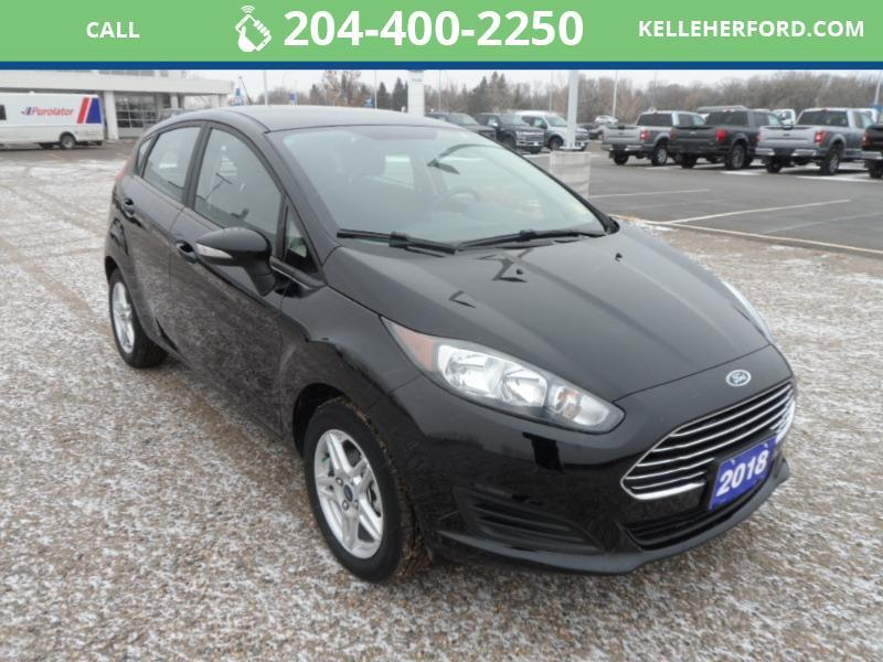 Used 2018 Ford Fiesta SE 148400