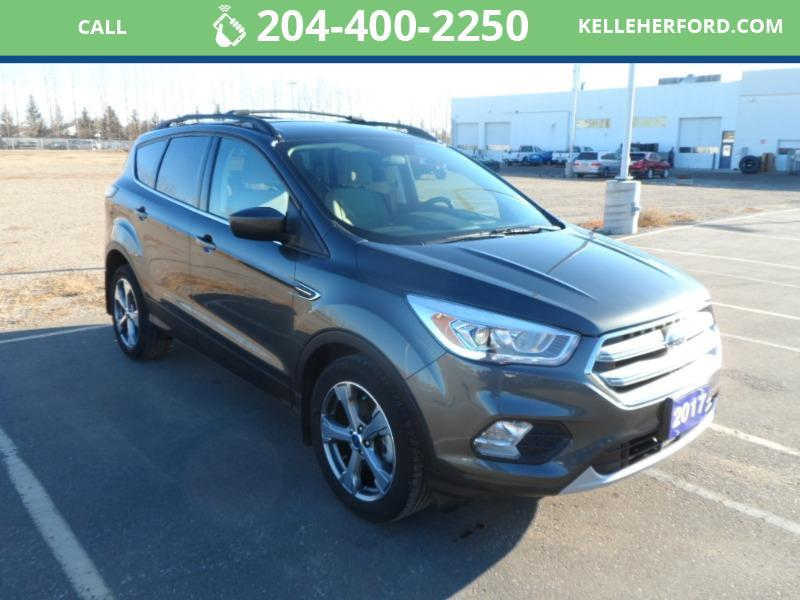 Used 2017 Ford Escape SE A11501
