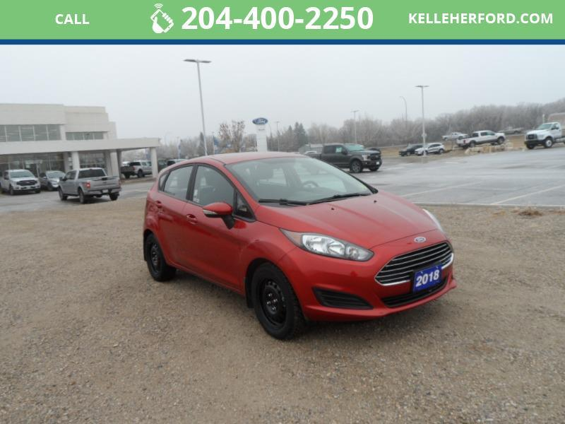 Used 2018 Ford Fiesta SE 148410