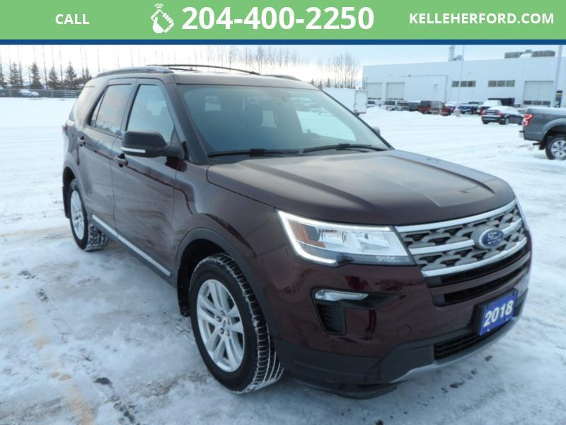 Used 2018 Ford Explorer XLT A15931