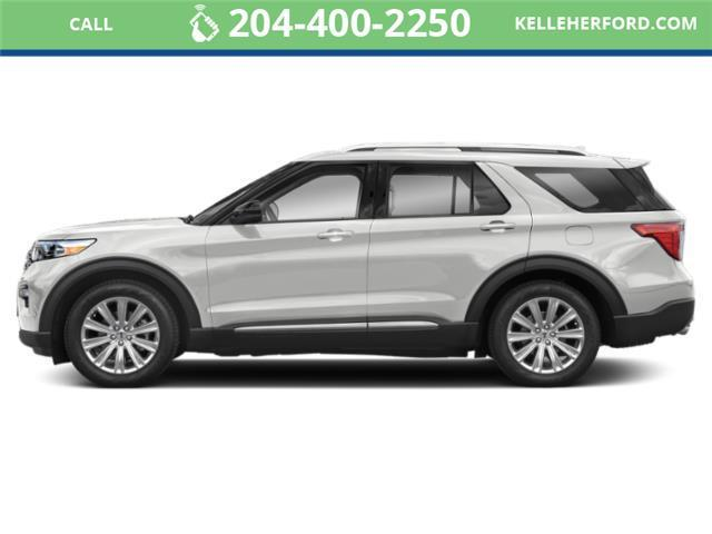 New 2020 Ford Explorer Limited A17100