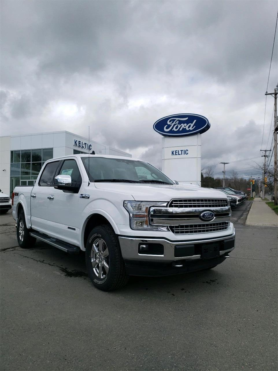 New 2019 Ford F-150 LARIAT C36268
