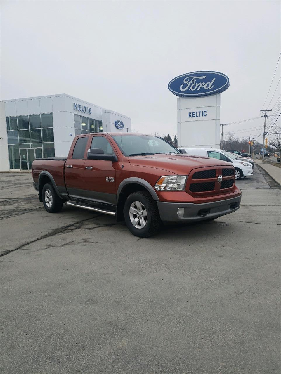 Used 2013 Ram 1500 Outdoorsman 696401A