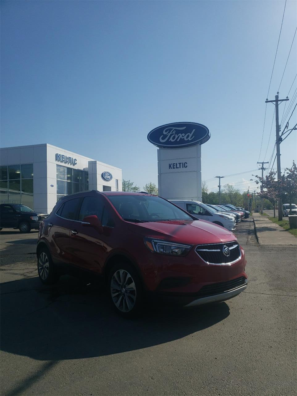 Used 2017 Buick Encore Preferred 039242A