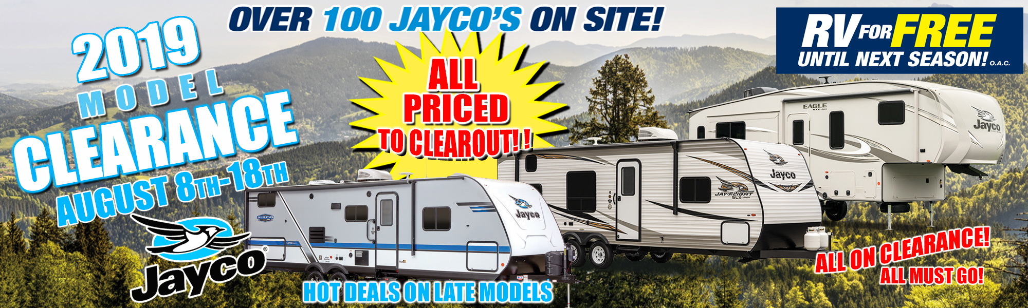 Len's Rv - Len's Rv Is The Premier Exclusive Jayco Rv Sales And