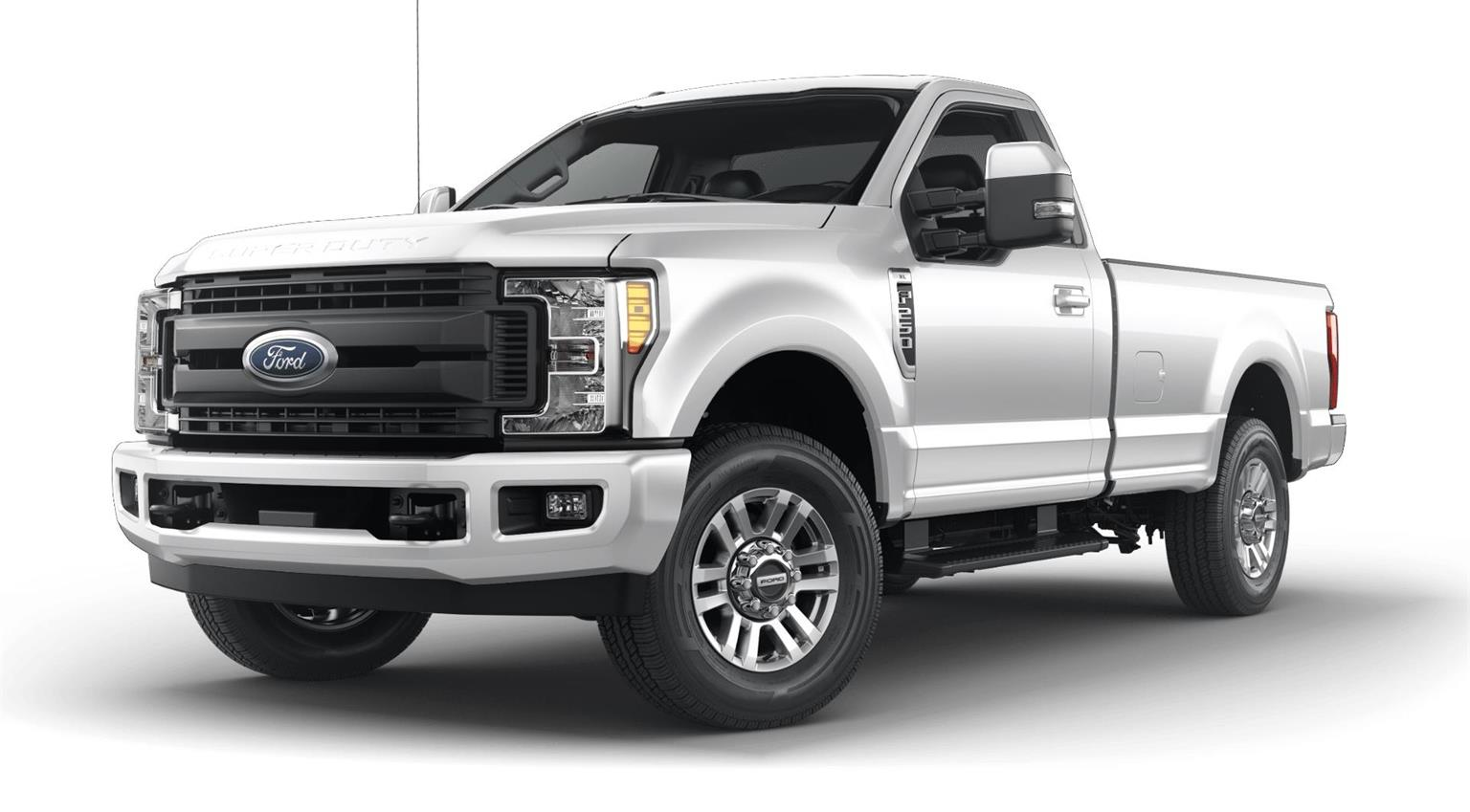 New 2019 Ford Super-Duty-F-250-SRW XLT F252912