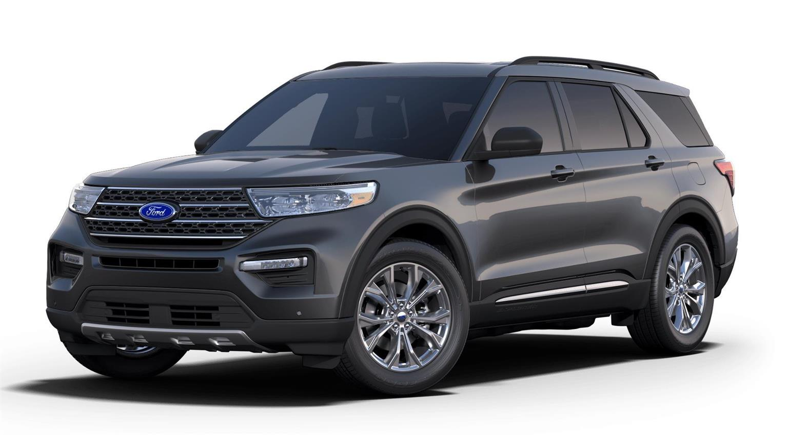 New 2020 Ford Explorer XLT EX53382