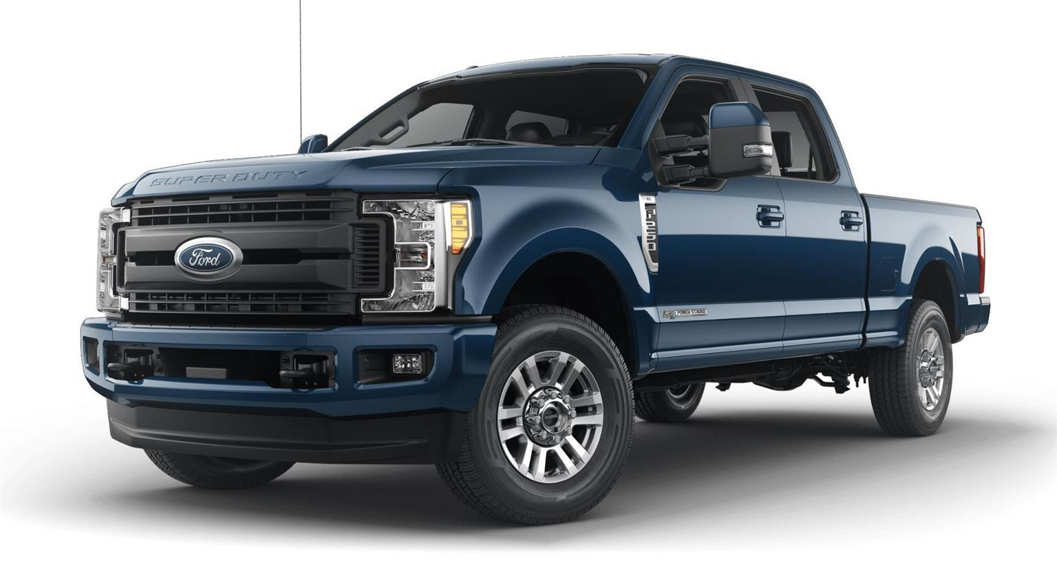 New 2019 Ford Super-Duty-F-250-SRW XLT F253273