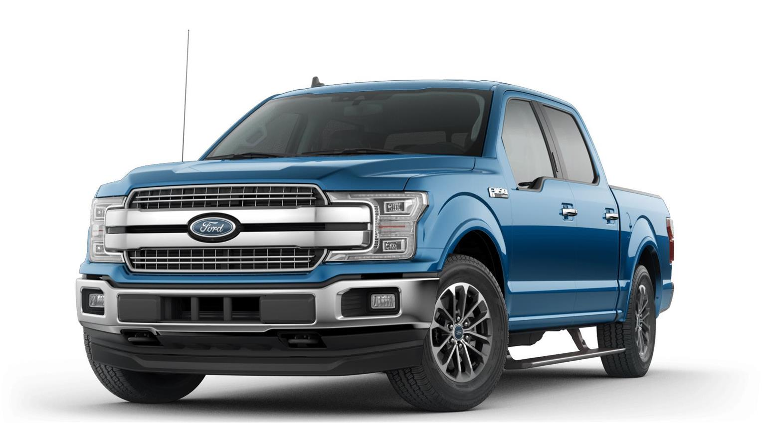 New 2019 Ford F-150 LARIAT F153037