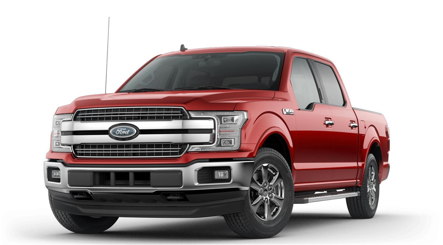 New 2019 Ford F-150 LARIAT F152761