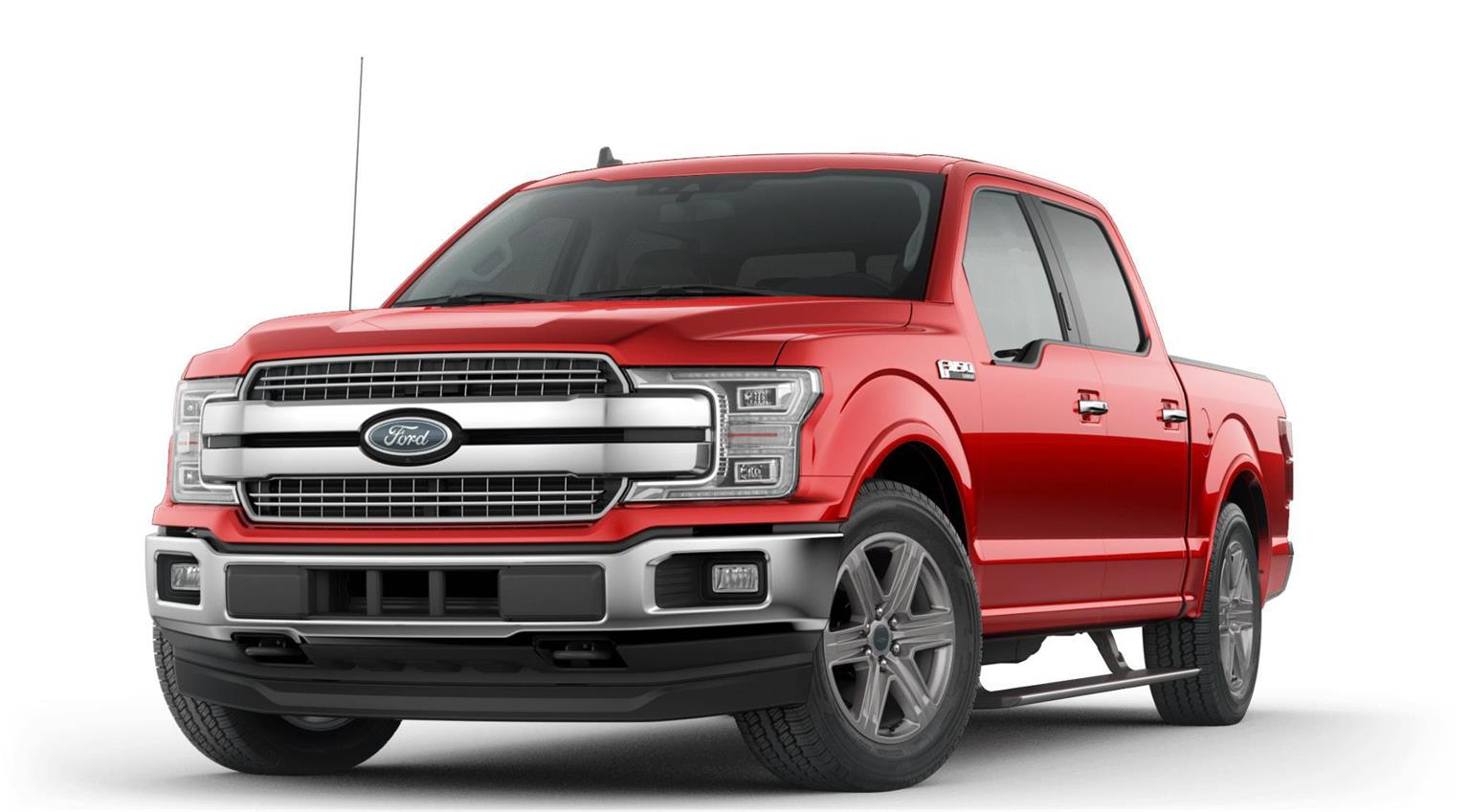 New 2019 Ford F-150 LARIAT F153043