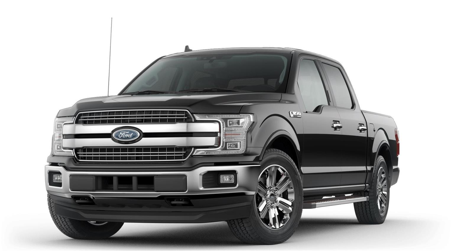 New 2019 Ford F-150 LARIAT F153055