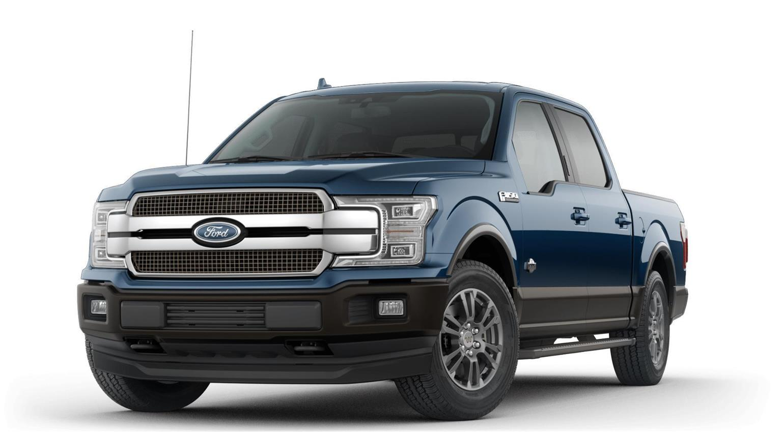 New 2019 Ford F-150 King-Ranch F152490