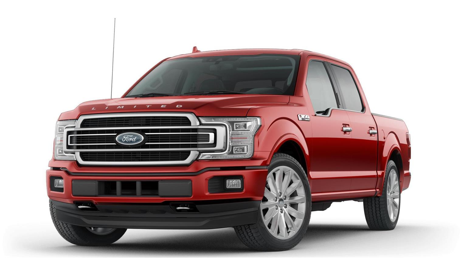 New 2019 Ford F-150 Limited F153238