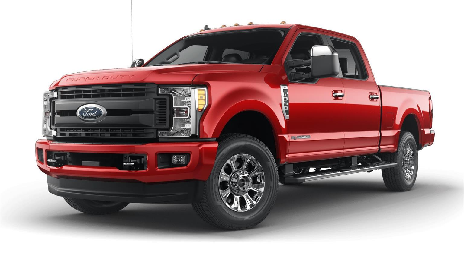 New 2019 Ford Super-Duty-F-350-SRW LARIAT F352492