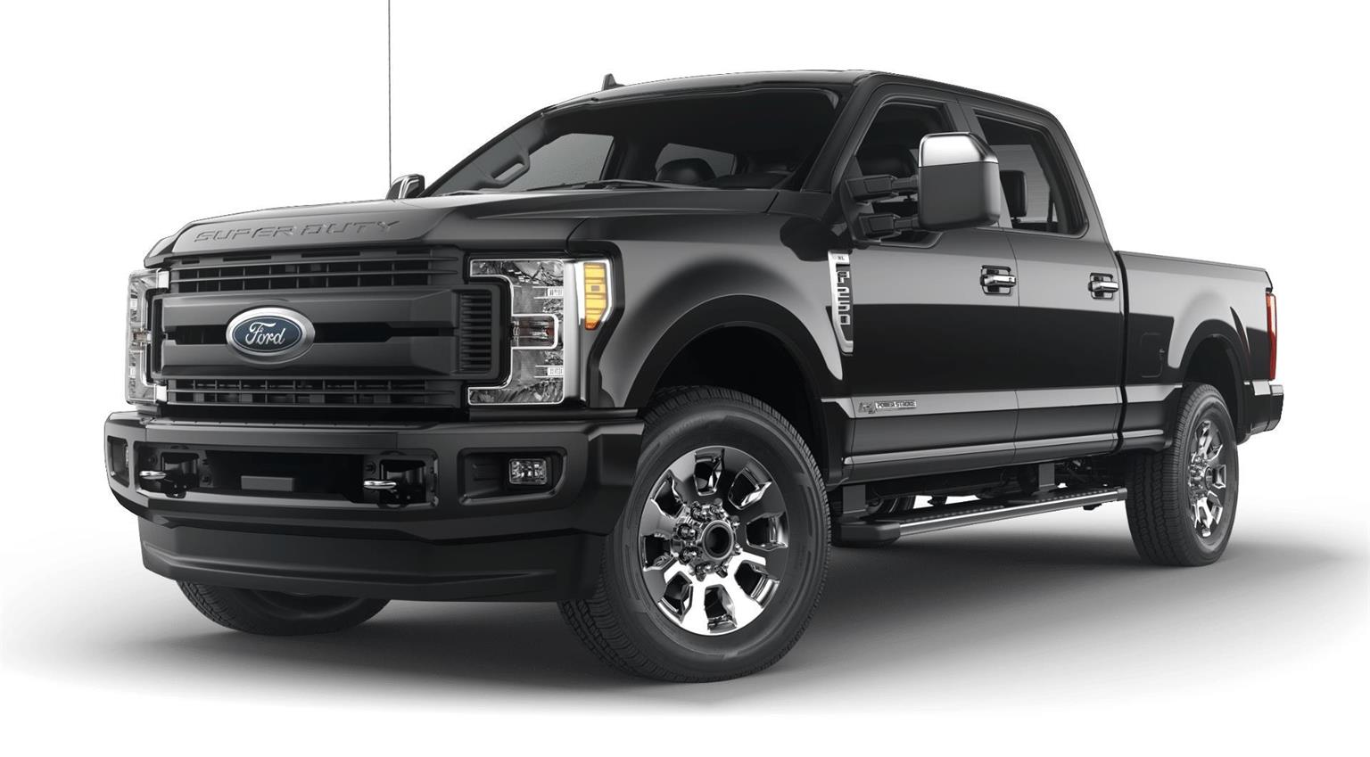 New 2019 Ford Super-Duty-F-250-SRW LARIAT F252789