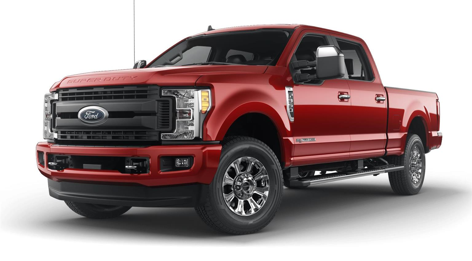 New 2019 Ford Super-Duty-F-350-SRW LARIAT F352461