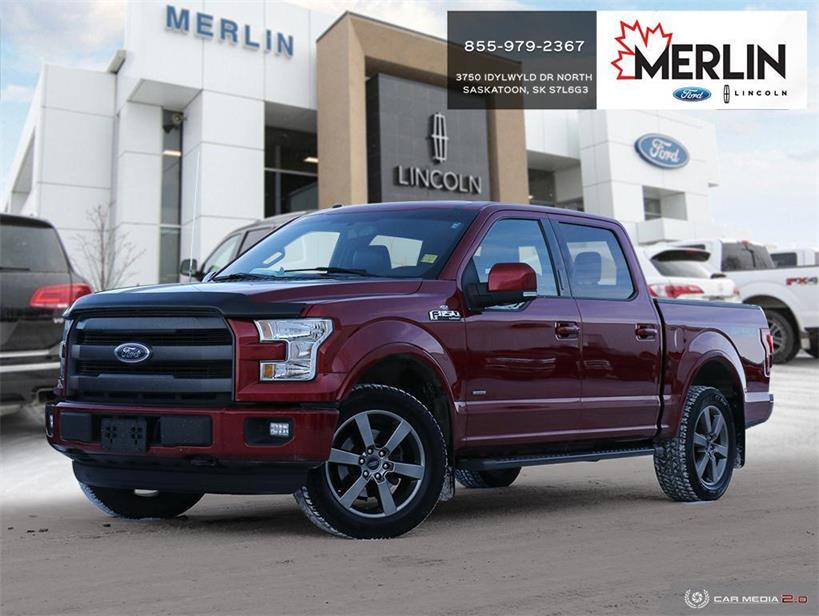 Used 2016 Ford F-150 Lariat PP53260A