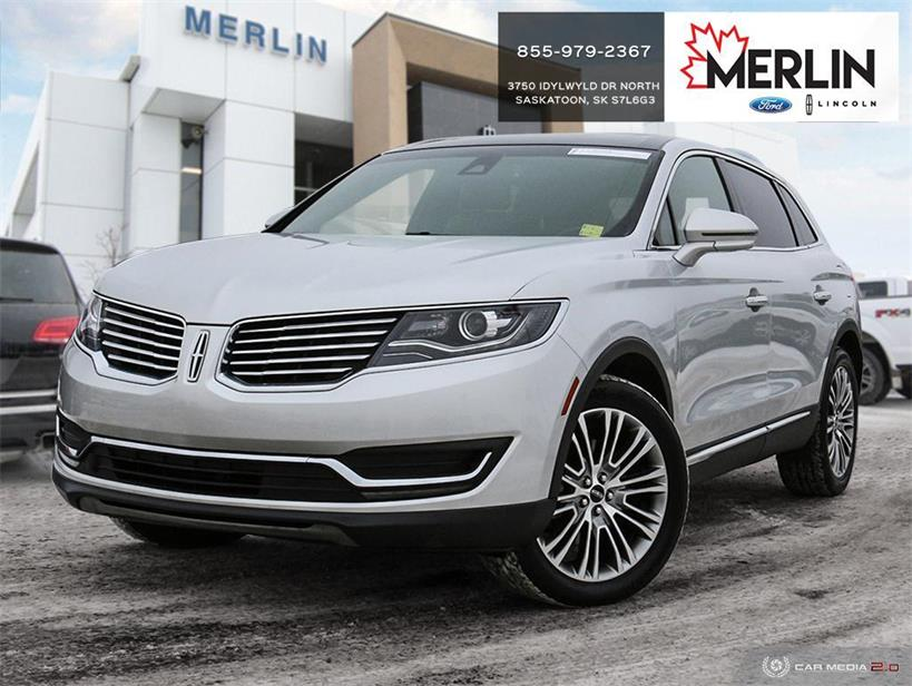 Used 2016 Lincoln MKX Reserve AV53251A